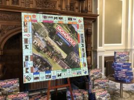 CNG land a spot on the new Harrogate Monopoly board!