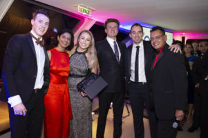 CNG wins Customer Service Team of the Year