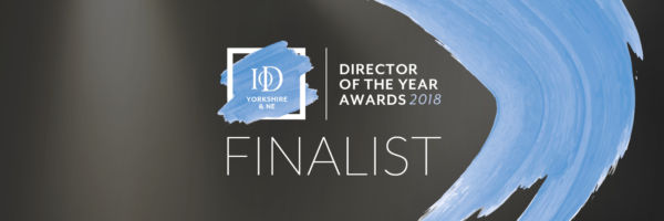 Jacqui makes the IOD Regional Director of the Year shortlist!