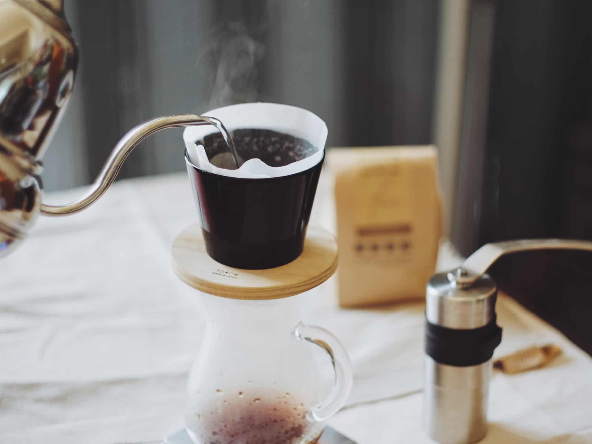 fazer cafe em casa
