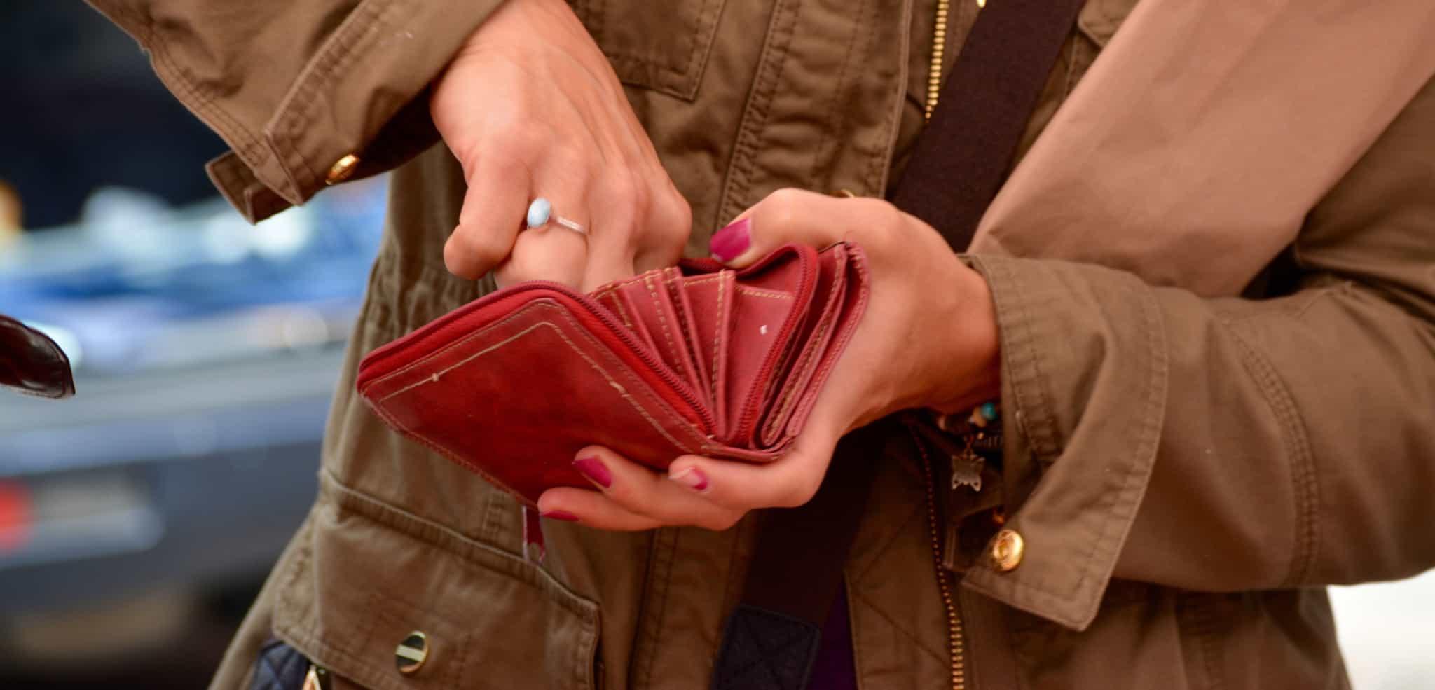 carteira de senhora