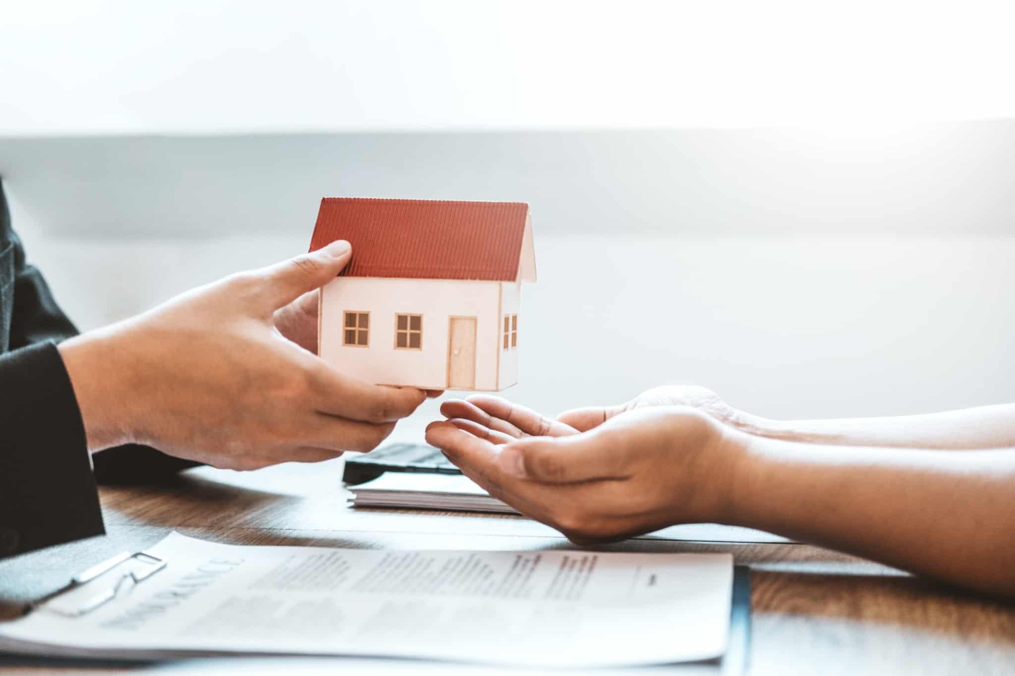 contrato de compra de uma casa