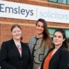 """Three new personal injury appointments at the """"go-to firm"""""""
