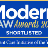 Emsleys shortlisted for Client Care and Innovation at the Modern Law Awards 2014