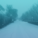 Five tips for travelling in wintry conditions