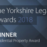 Emsleys wins prestigious Residential Property Award