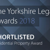 Emsleys shortlisted for prestigious Residential Property Award