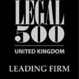 Ranking success in The Legal 500 2020-21