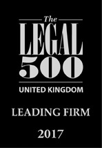 The Legal 500 - 2017