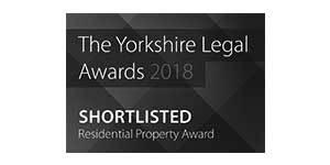 Yorkshire Legal Awards 2018 Shortlisted