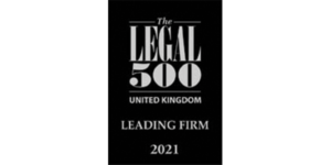 The Legal 500 2020-21 - 2020