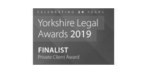 Yorkshire Legal Awards - 2019