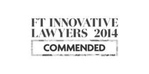 FT Innovative Lawyers 2014 - 2014