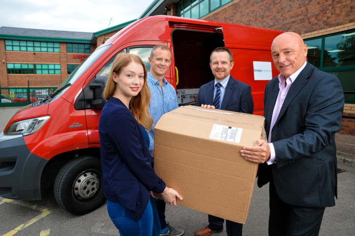 Emsleys Solicitors extends charitable support to Eastern Europe