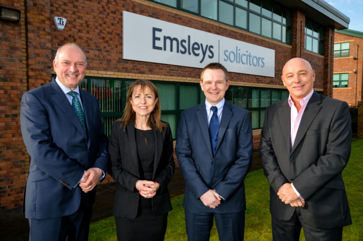 Emsleys Solicitors makes two strategic senior appointments