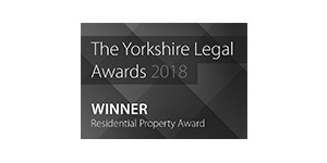 Yorkshire Legal Awards 2018 Winner