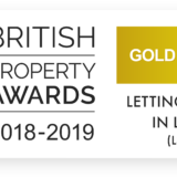 Going for gold: THREE British Property Awards