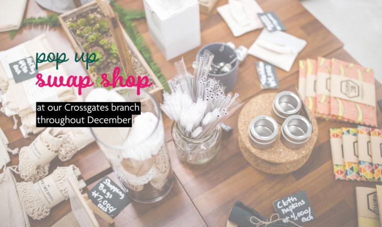 Pop Up Swap Shop