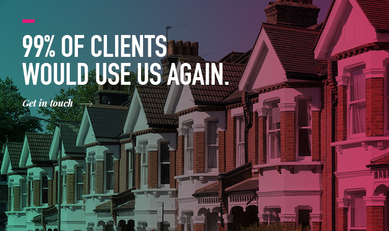 99% of clients would use us again