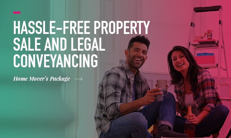 Hassle-free property sale and legal conveyancing