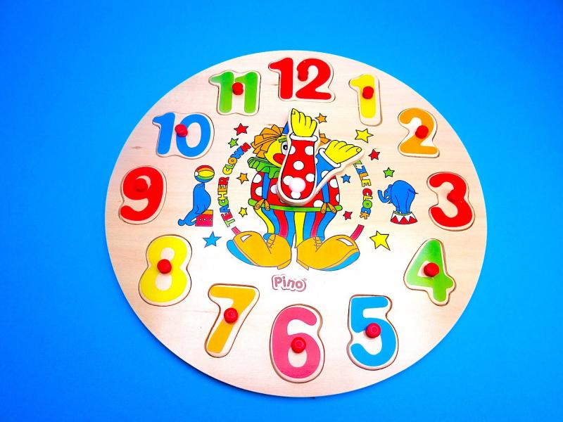fun clock