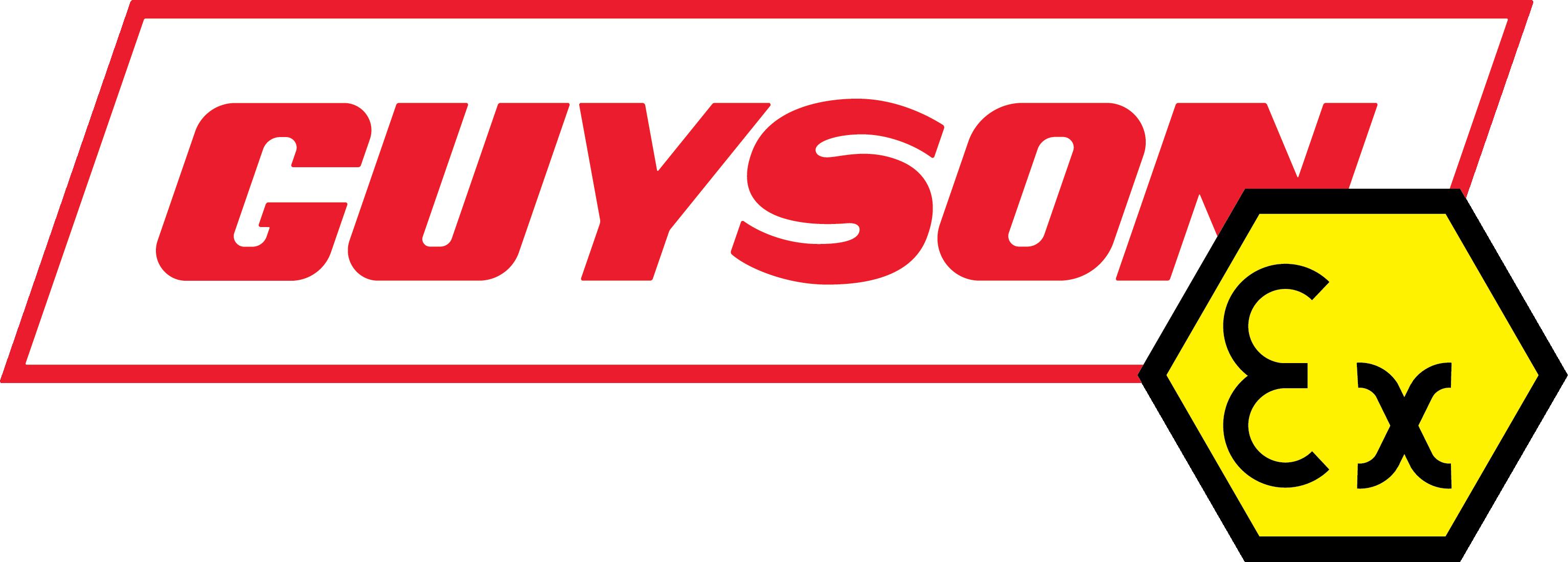 Guyson Atex Logo