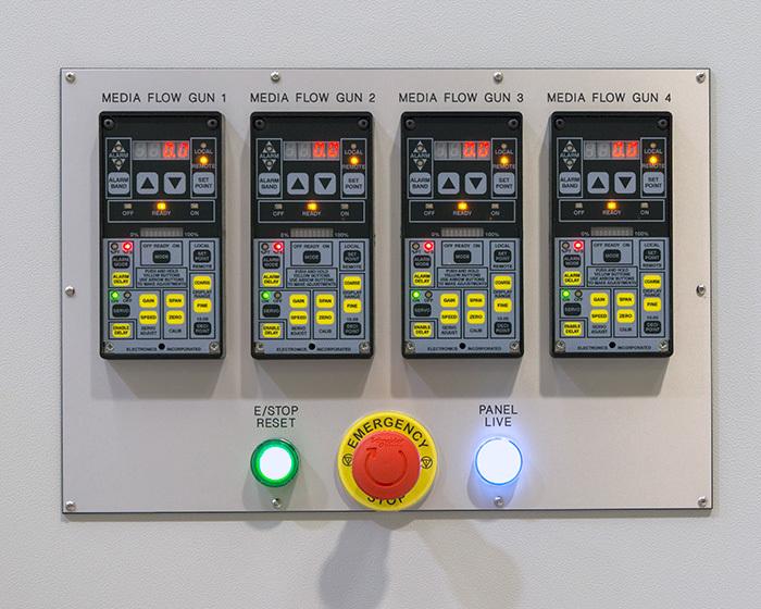 Magnavalve Controls