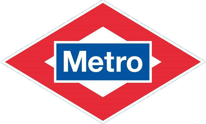 Metro Madrid Logo