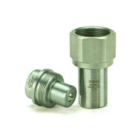 Gromelle Quick-Release Hose Couplings