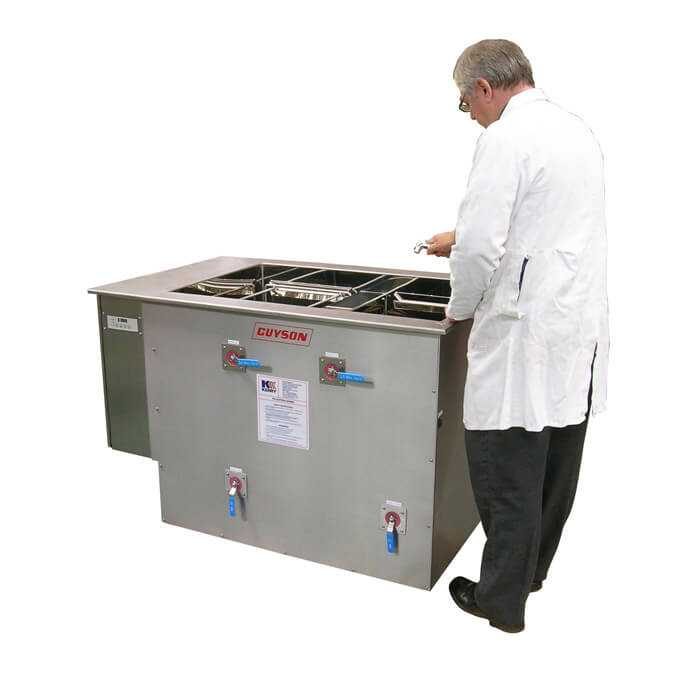 Ultrasonic Cleaning Baths & Tanks