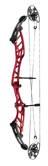 Anodised Compound Bow