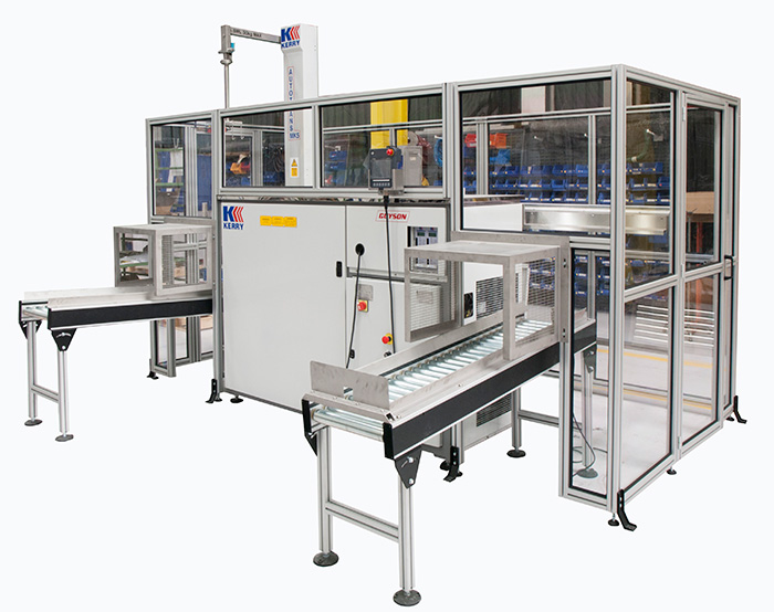 Microsolve 350 Co-Solvent cleaning system