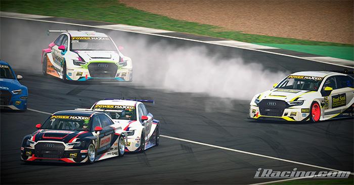 PMR eSeries Online Simulator Racing