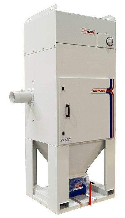 Guyson C800 Dust Collector