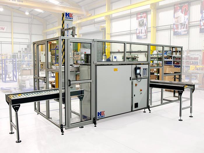 Microsolve 350 Co Solvent vapour degreaser