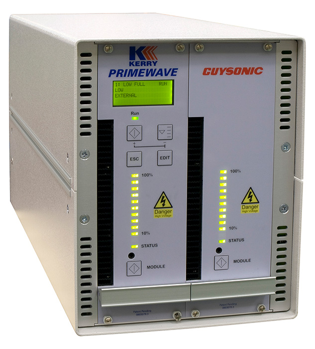 Guysonic Ultrasonic Generator and Primewave Controller
