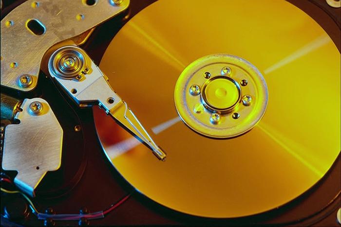 Nettoyage des composants de lecteurs de disque de dur