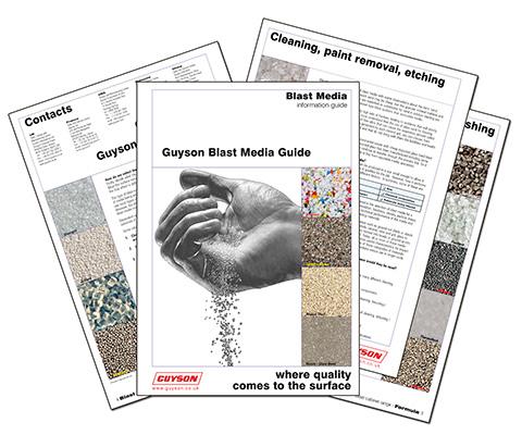 Guyson Blast Media Guide