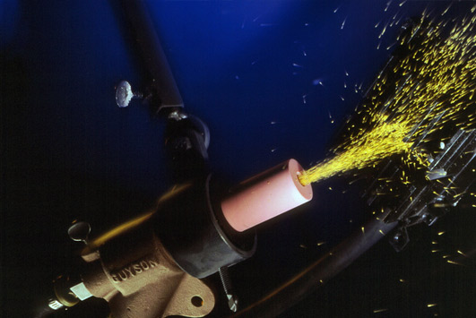 Le microbillage à la bille d'acier