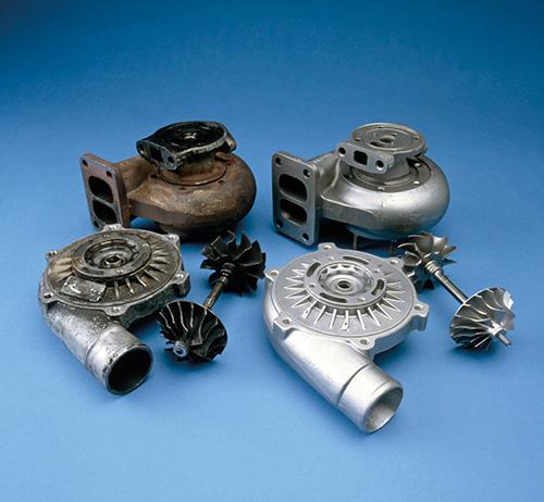Ébavurage et reconditionnement des turbocompresseurs