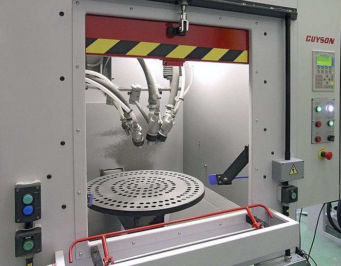Sablage automatique (RSB)
