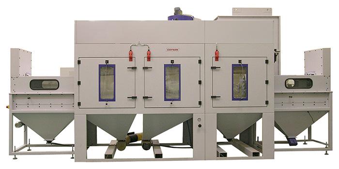 Guyson Multiblast TR Blast Machine