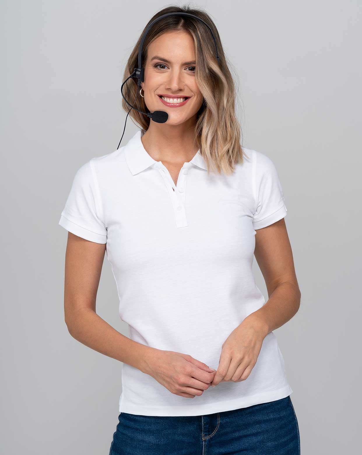Lady Worker Polo  - POPL200WK