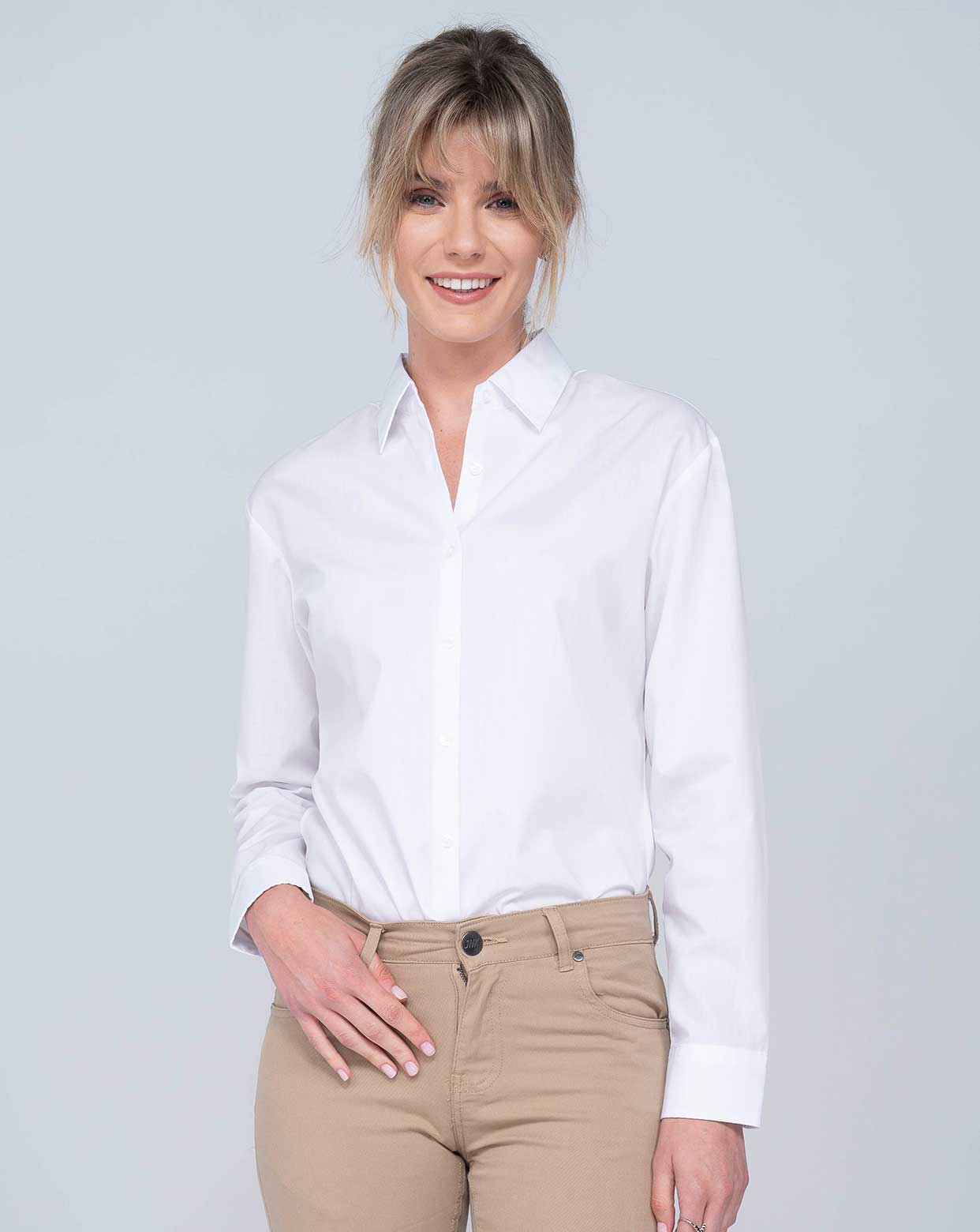 Lady Casual & Business Shirt  - SHLOXF