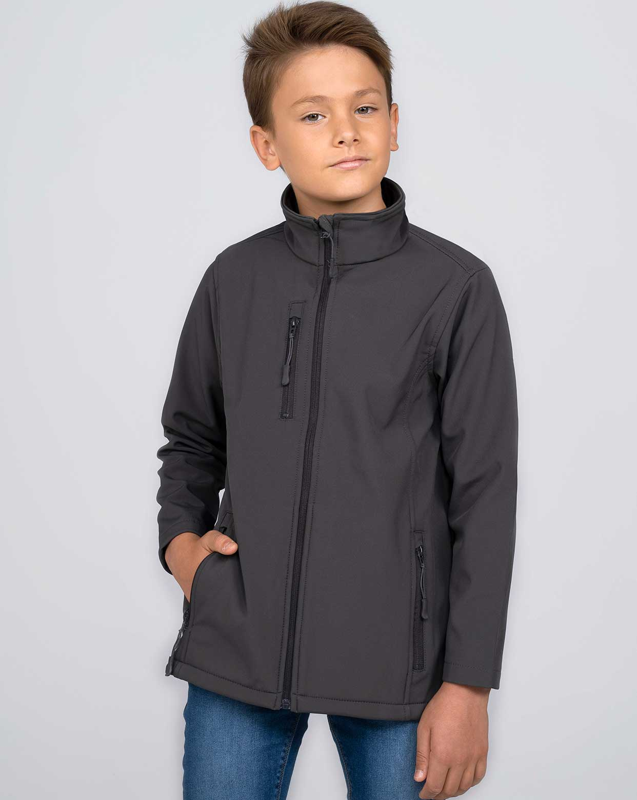 Kid Softshell Jacket - SOFTJACKID