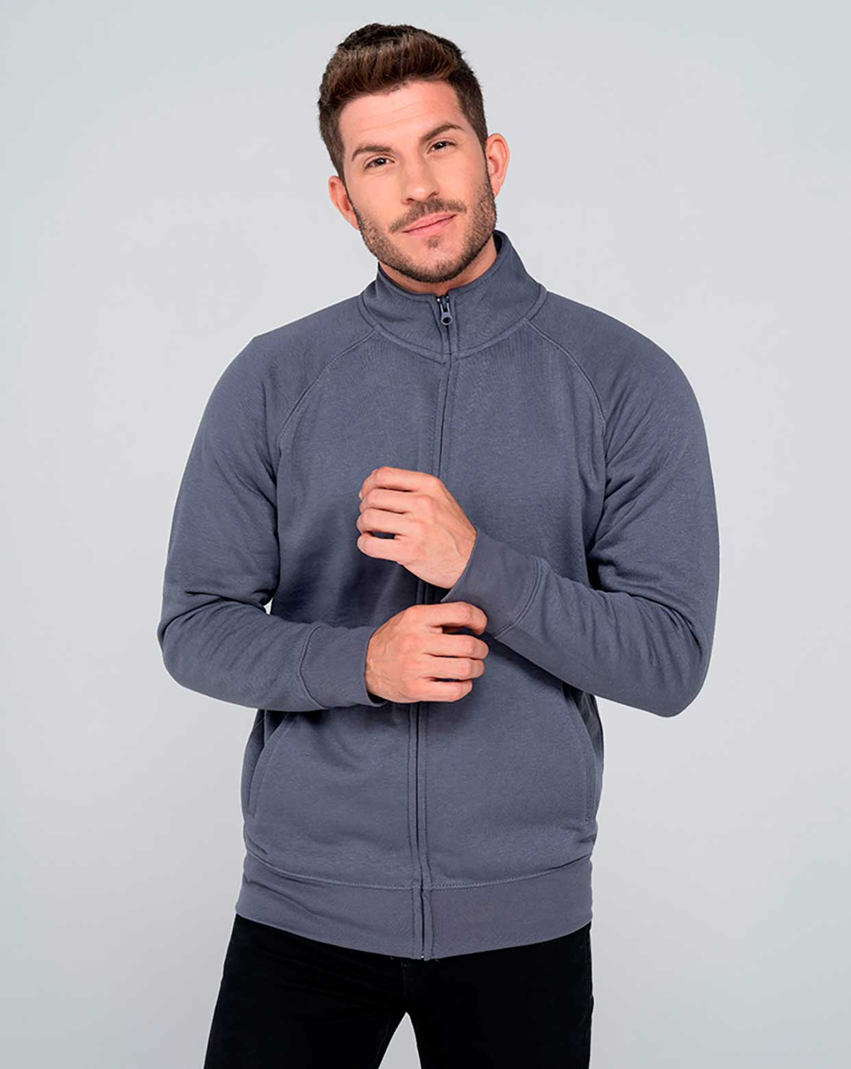 Full Zip Sweatshirt - SWRAFUZIP