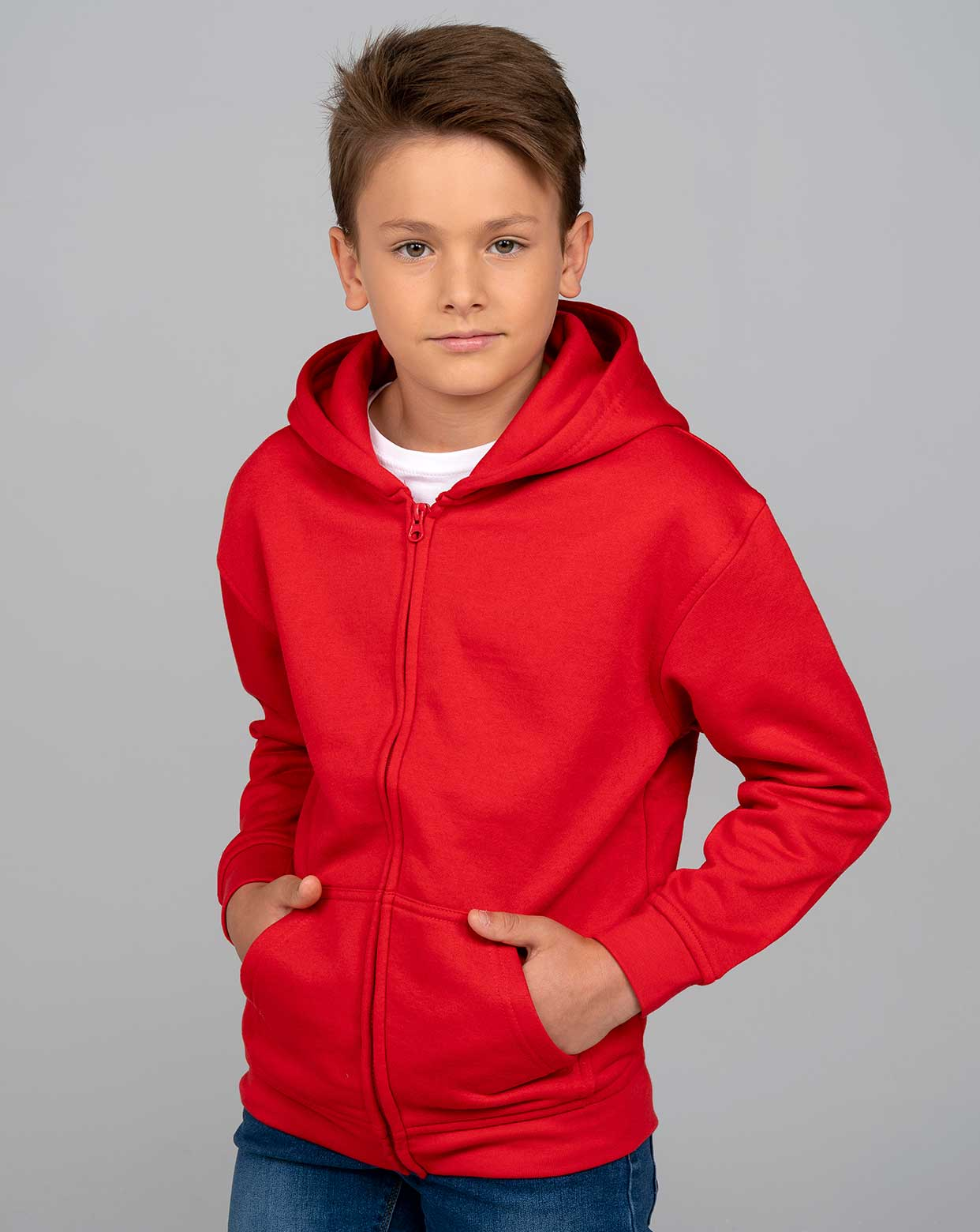 Kid Hooded Sweatshirt - SWRKHOOD