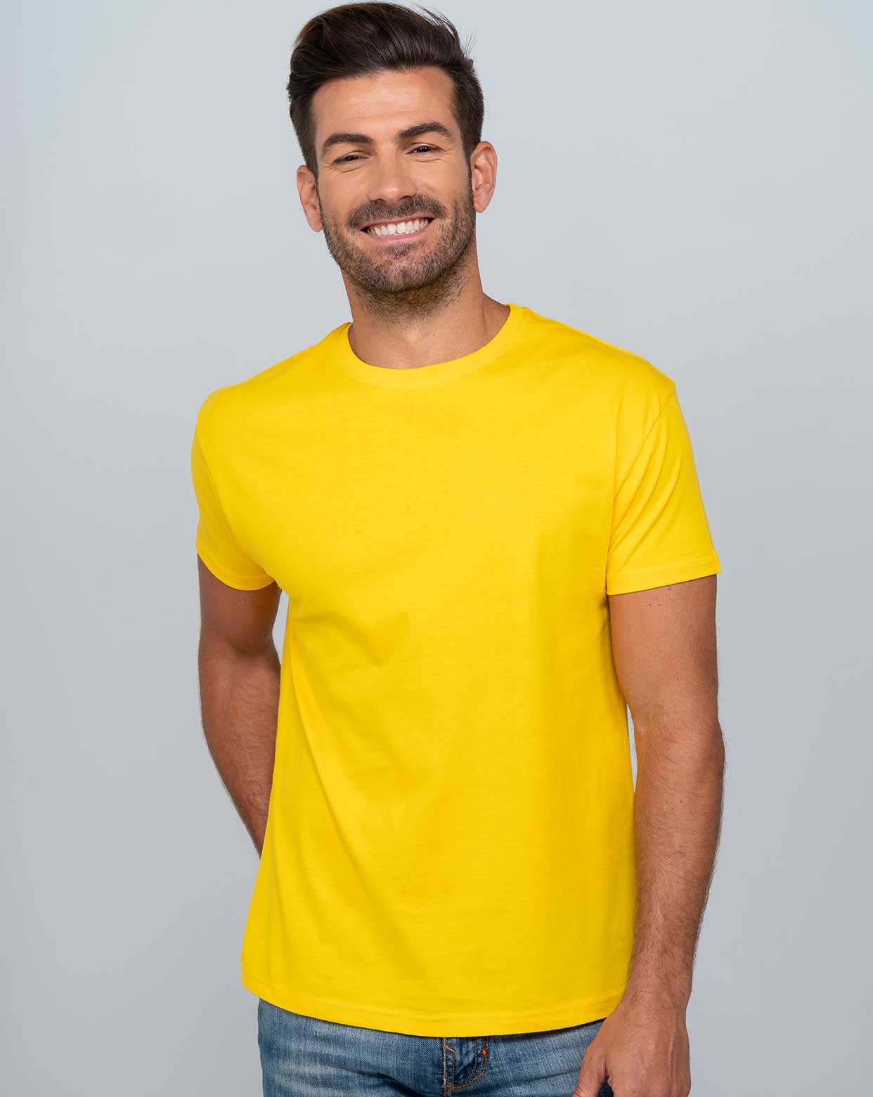 Regular Combed T-Shirt - TSR160COMB
