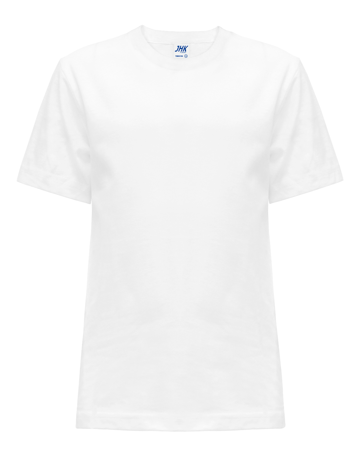KID WHITE LONG T-SHIRT - TSRK150WLT