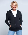 Lady Full Zip Hooded Sweatshirt - SWULHOOD